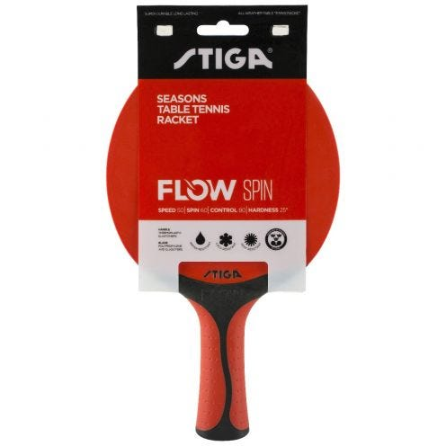 Stiga Flow Spin Red