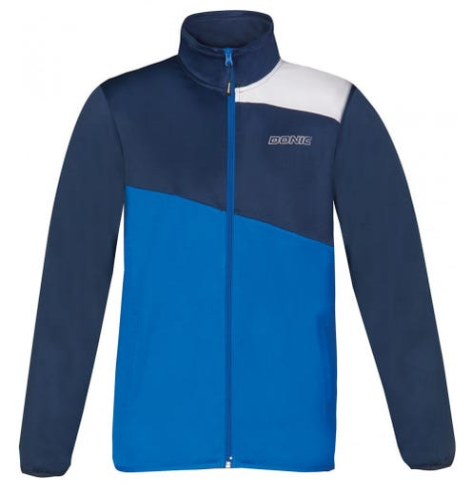 Donic Tracksuit Heat Marine/Royal Blue