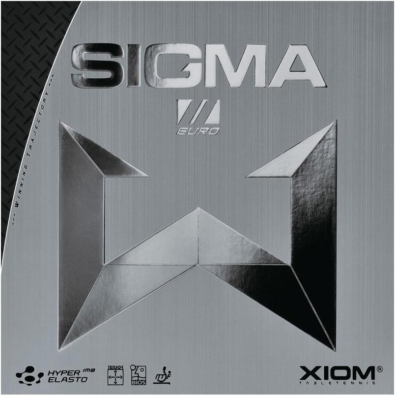 XIOM Sigma II Europe